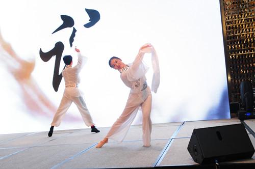 舞蹈社迎新手绘海报